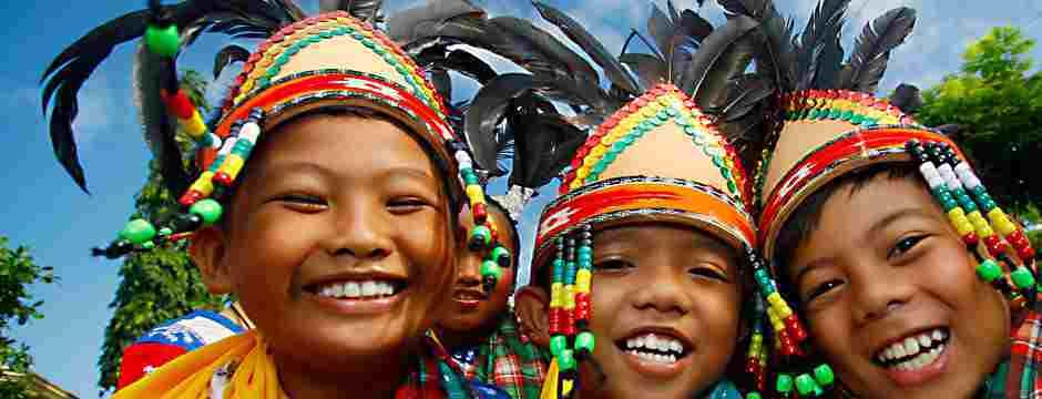 người dân đất nước philippines