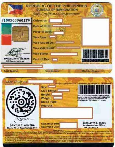 Tất cả về khoản phí làm thẻ ARC I-CARD