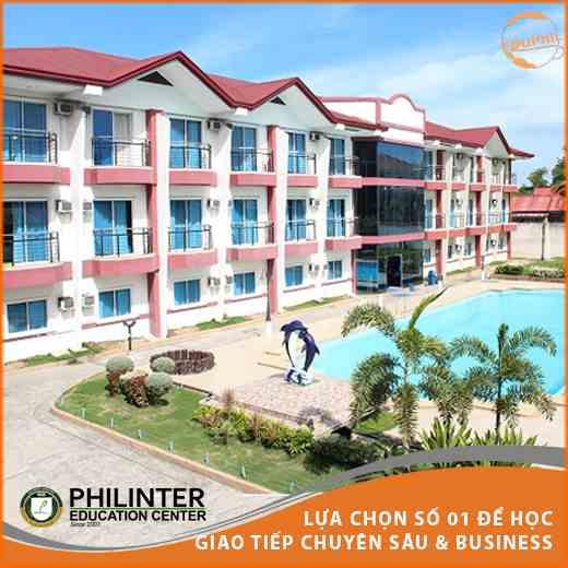trường philinter cebu philippines