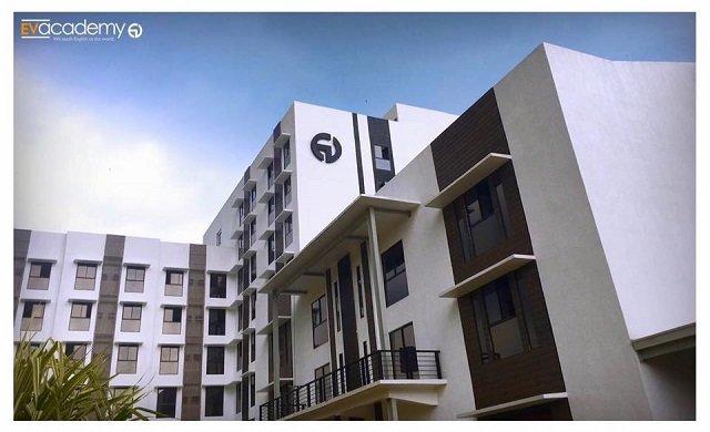 trường EV English Academy Cebu