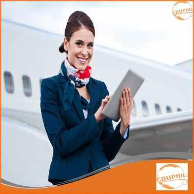 Flight Attendant dành cho tiếp viên hàng không