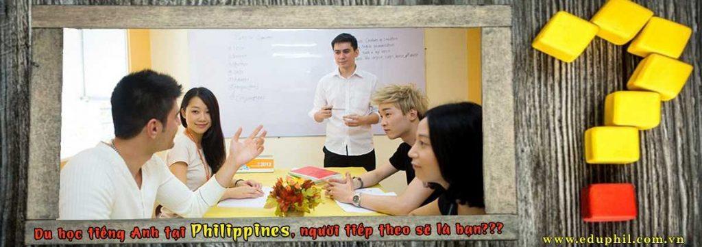 chương trình học tiếng anh ESL tại Philippines