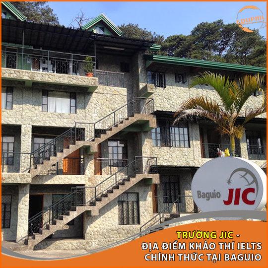 Trường Anh ngữ JIC – địa điểm khảo thí IELTS chính thức của IDP