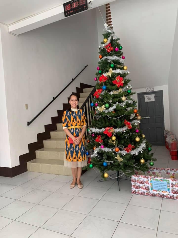 Roisy thăm cơ sở Tarlac SMEAG