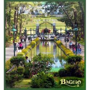 baguio thanh pho