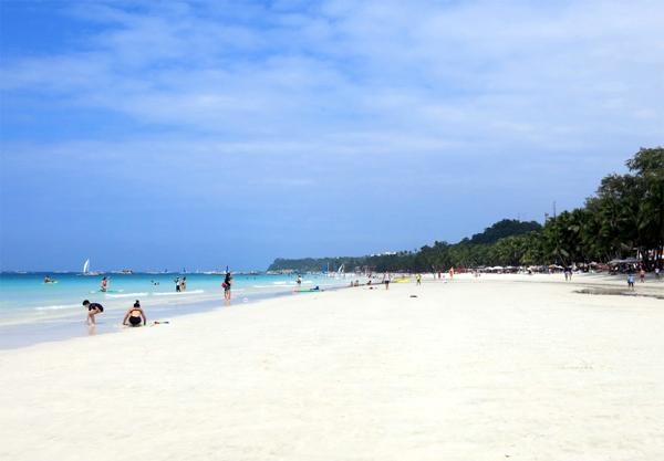 du lịch bụi đến boracay philippines