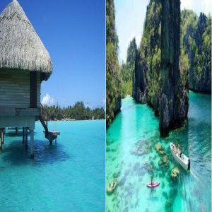Nên đi Boracay hay Palawan