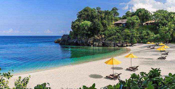 đến đảo boracay vào mùa du lịch ở Philippines