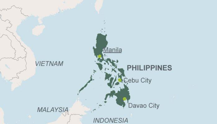 sơ lược về khí hậu ở Philippines