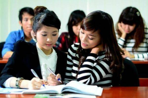 test tổng hợp khóa học tiếng Anh cấp tốc cho du học sinh