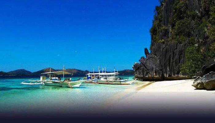 thời tiết Philippines tháng 12 du lịch đảo coron