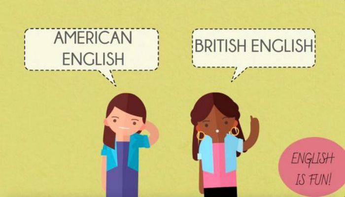 nên học tiếng Anh giọng Anh hay Mỹ