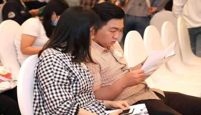 khách mời tại hội thảo du học tiếng Anh Philippines