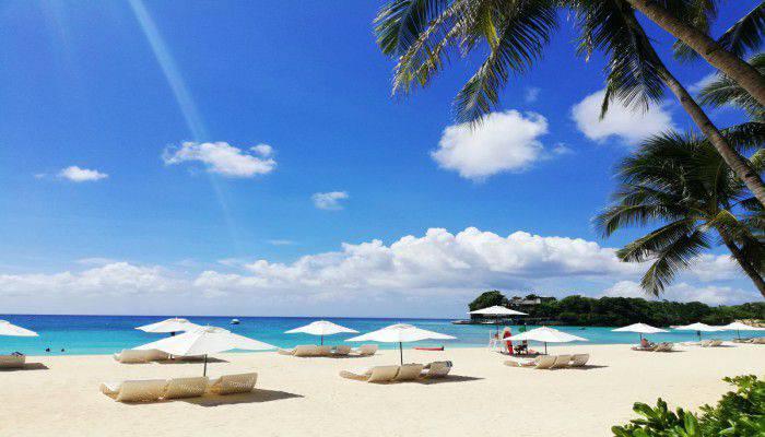 thời tiết Philippines đảo Boracay