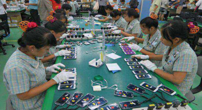 kinh tế Philippines phát triển tạo nhiều việc làm cho người dân