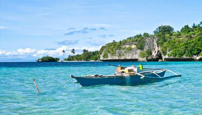 đảo guimaras tại thành phố ILOILO Philippines