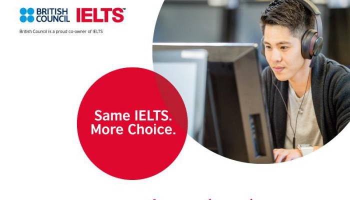trải nghiệm hình thức thi IELTS mới tại SMEAG