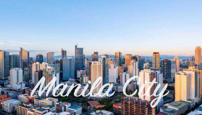 thủ đô manila ở đâu