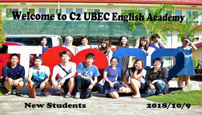 học viên trường Anh ngữ C2 UBEC
