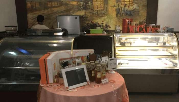 quán cafe K tại thành phố Clark Philippines