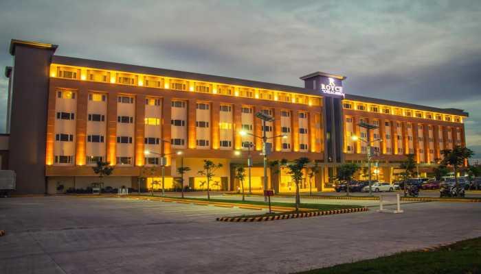 khách sạn tại thành phố Clark Philippines