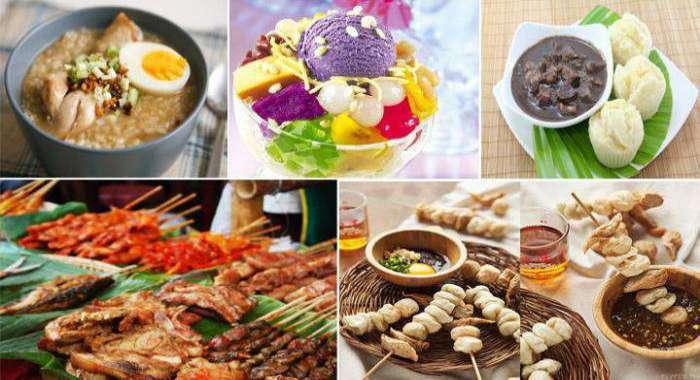 món ăn ngon trong ẩm thực Philippines