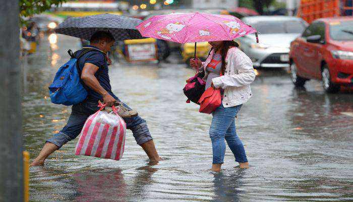 thời tiết Philippines nên tránh