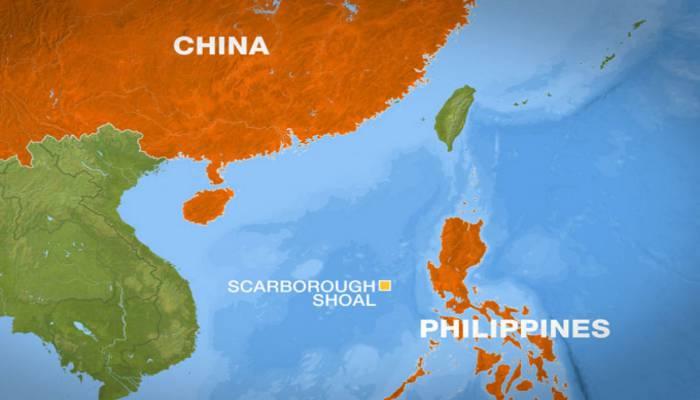 vị trí địa lý và diện tích Philippines