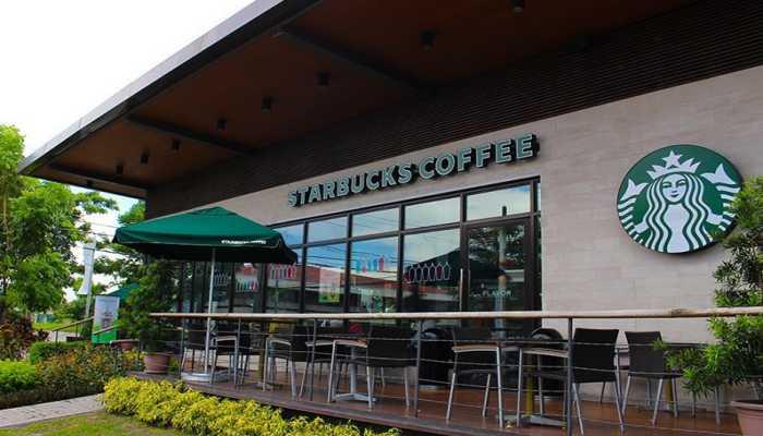 quán cafe starbucks tại thành phố Clark Philippines