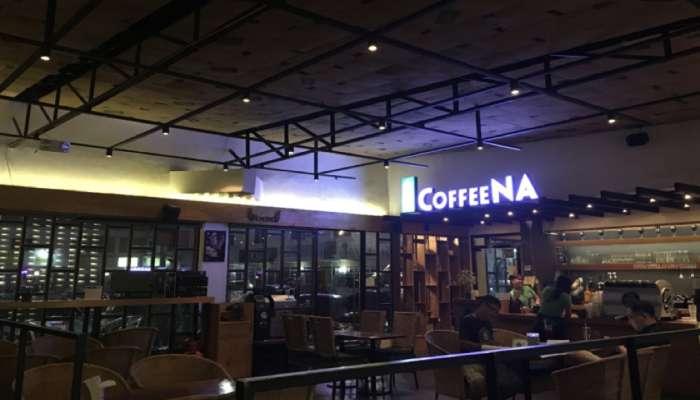 quan coffee Na tại thành phố Clark Philippines