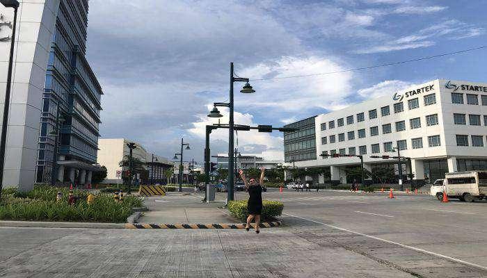 thành phố xanh sạch đẹp tại thành phố ILOILO Philippines