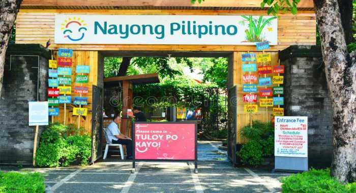 thôn làng người hàn quốc tại thành phố Clark Philippines