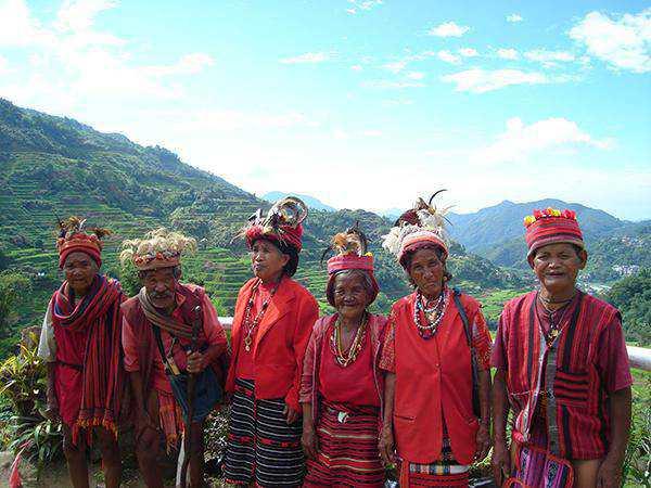 trang phục truyền thống Philippines người Ifugao
