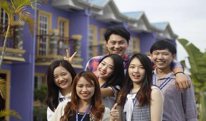 Guardian program tại trường CG