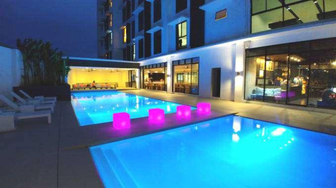 những trường có bể bơi đẹp ở Cebu