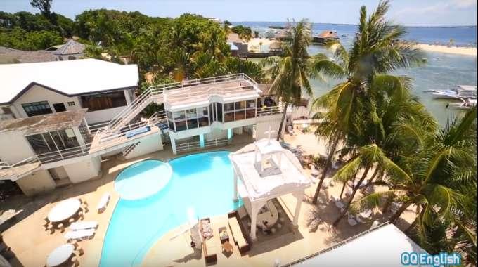 QQ là những trường có hồ bơi đẹp ở Cebu