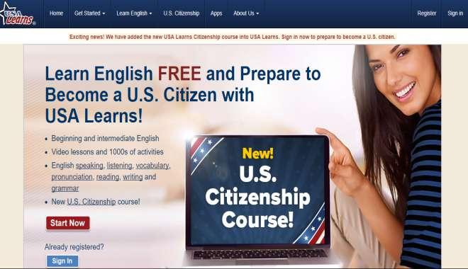 học tiếng Anh miễn phí trên mạng tại web learn english free