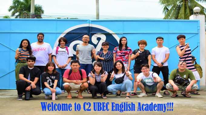 học viên mới trường Anh ngữ C2 UBEC