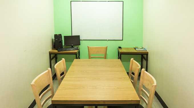 phòng học nhóm nhỏ tại Main Campus của Pines