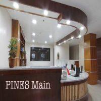 Tham quan Main Campus của Pines