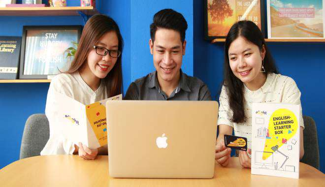 học tiếng Anh miễn phí trên mạng