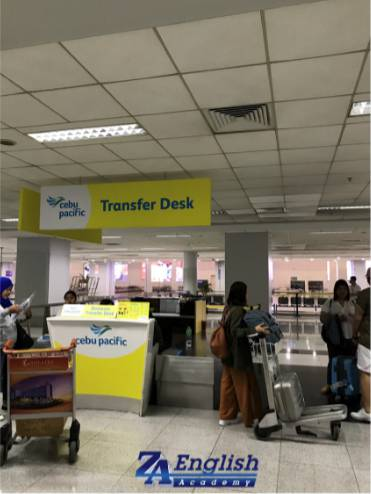 hướng dẫn nhập cảnh và nối chuyến tại Manila