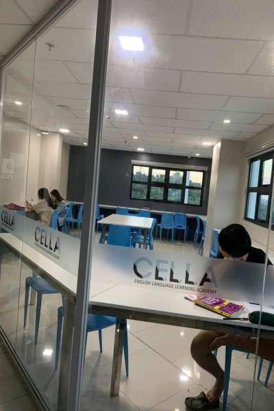 tham quan trường Anh ngữ CELLA