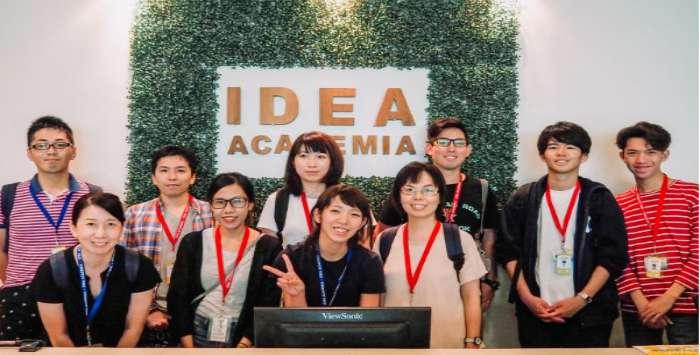Đội ngũ nhân viên trường IDEA
