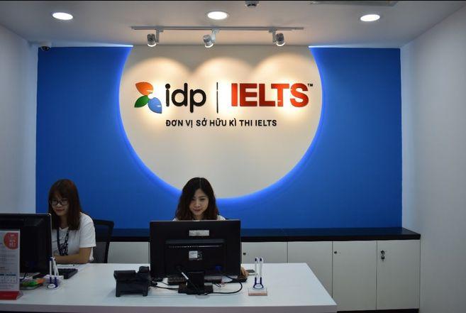 IDP cũng là một điểm thi IELTS uy tín