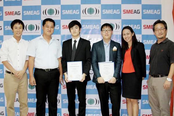 Báo cáo tham quan trường SMEAG tháng 06-2018