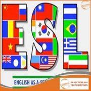 khoá học ESL