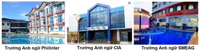 trường học tiếng anh thương mại tại philippines