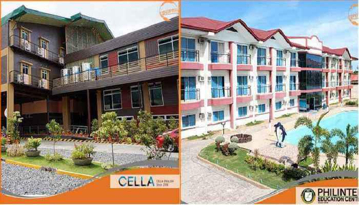 chương trình học tiếng anh ESL tại Philippinestai cella và philinter