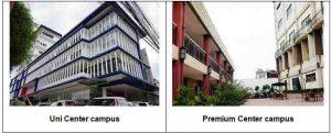 uni và premium campus trường Cella Cebu Academy